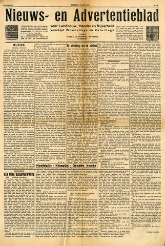 Nieuws- en Advertentieblad, Sappemeer nl 1938