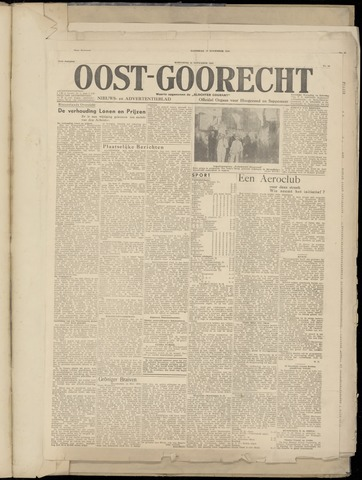 (Volksblad) Oost-Goorecht en Omstreken nl 1945-11-17