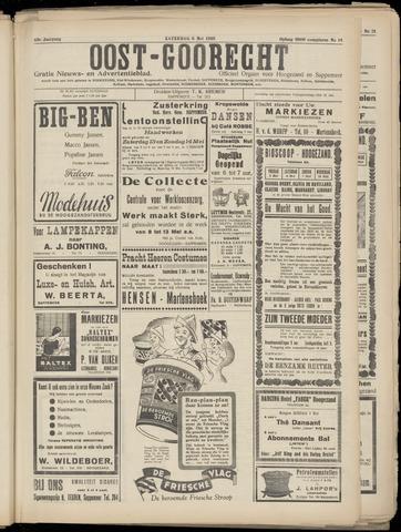 (Volksblad) Oost-Goorecht en Omstreken nl 1939-05-06