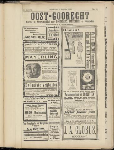 (Volksblad) Oost-Goorecht en Omstreken nl 1937-08-21