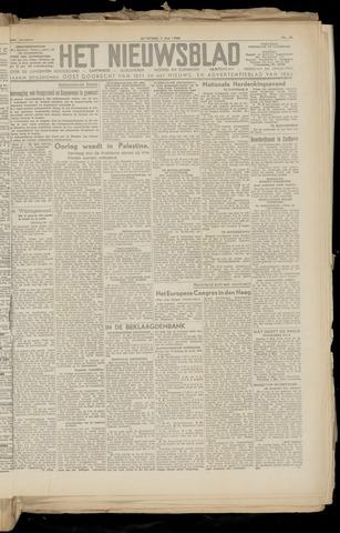 Het Nieuwsblad nl 1948-05-01