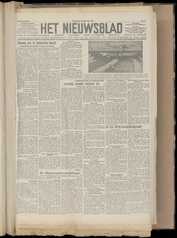 Het Nieuwsblad nl 1949-02-16