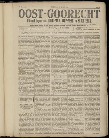 (Volksblad) Oost-Goorecht en Omstreken nl 1921-04-13