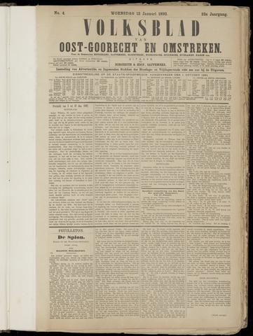(Volksblad) Oost-Goorecht en Omstreken nl 1892-01-13