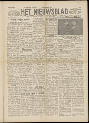 Het Nieuwsblad nl 1949-04-02