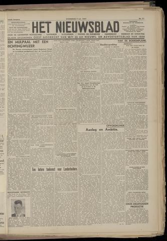 Het Nieuwsblad nl 1947-07-09