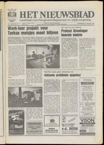 Het Nieuwsblad nl 1989-03-16