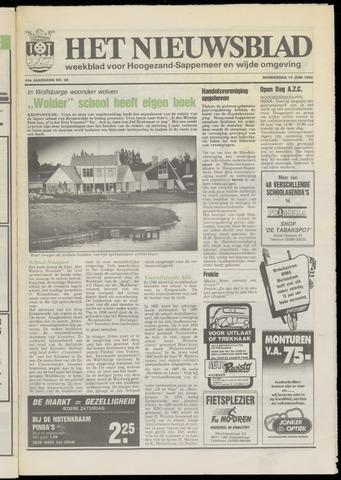 Het Nieuwsblad nl 1990-06-14