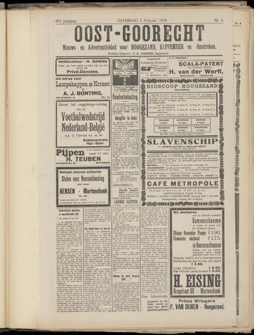 (Volksblad) Oost-Goorecht en Omstreken nl 1938-02-05