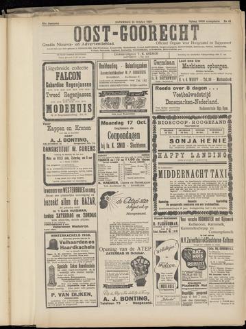 (Volksblad) Oost-Goorecht en Omstreken nl 1938-10-15