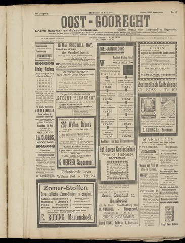 (Volksblad) Oost-Goorecht en Omstreken nl 1933-05-13