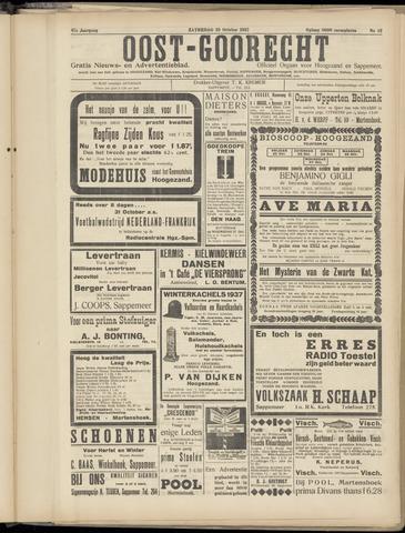 (Volksblad) Oost-Goorecht en Omstreken nl 1937-10-23