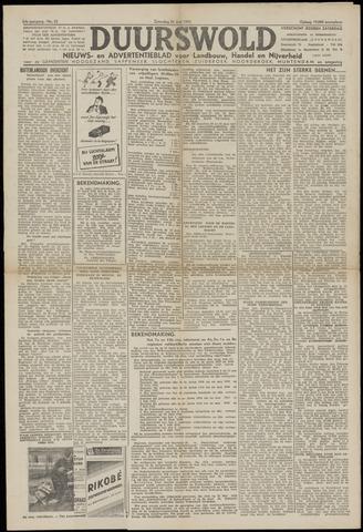 Nieuws- en Advertentieblad, Duurswold nl 1943-06-26