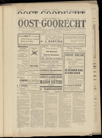 (Volksblad) Oost-Goorecht en Omstreken nl 1940-09-28