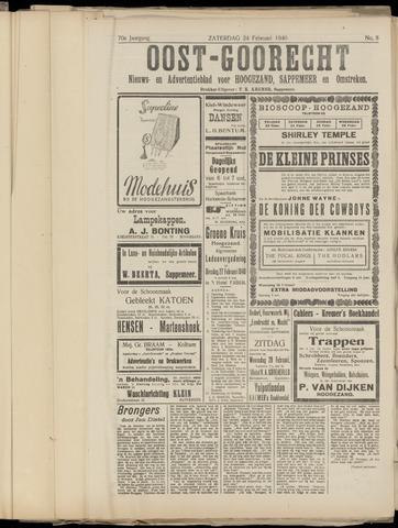 (Volksblad) Oost-Goorecht en Omstreken nl 1940-02-24