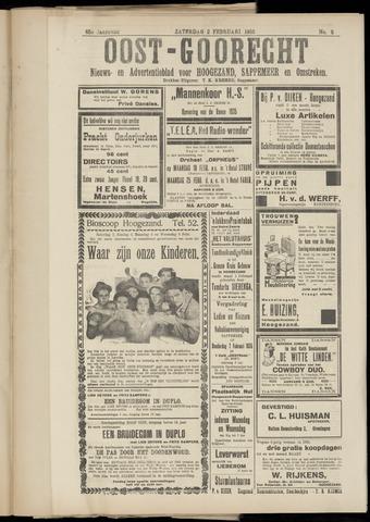 (Volksblad) Oost-Goorecht en Omstreken nl 1935-02-02