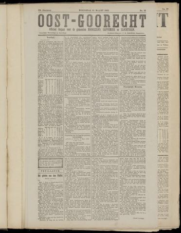 (Volksblad) Oost-Goorecht en Omstreken nl 1922-03-25