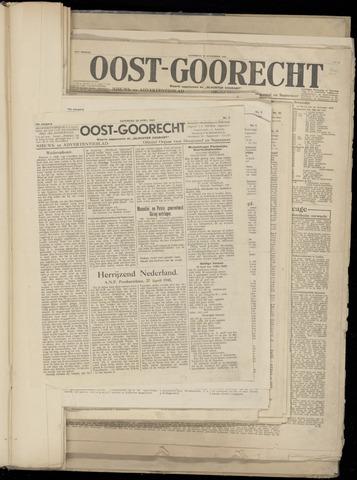(Volksblad) Oost-Goorecht en Omstreken nl 1945-04-28