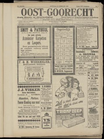 (Volksblad) Oost-Goorecht en Omstreken nl 1926-02-20
