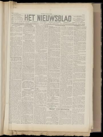 Het Nieuwsblad nl 1949-01-15