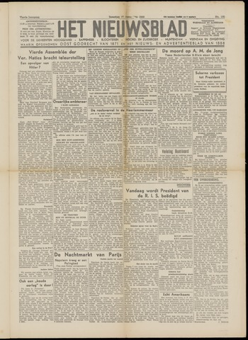 Het Nieuwsblad nl 1949-12-17