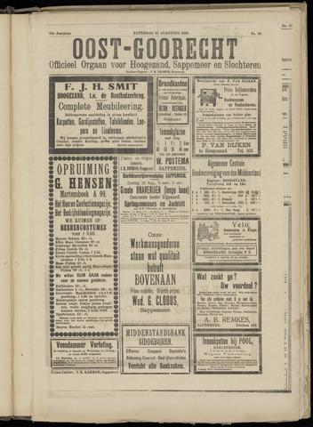 (Volksblad) Oost-Goorecht en Omstreken nl 1925-08-15