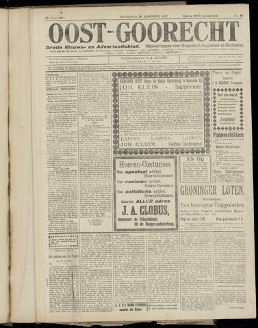 (Volksblad) Oost-Goorecht en Omstreken nl 1922-08-26