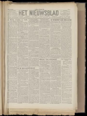 Het Nieuwsblad nl 1949-02-05
