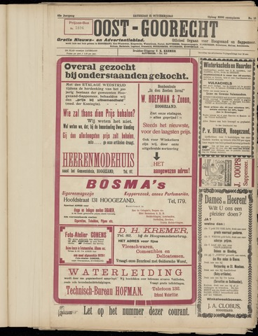 (Volksblad) Oost-Goorecht en Omstreken nl 1933-10-21