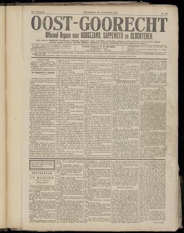 (Volksblad) Oost-Goorecht en Omstreken nl 1921-08-20
