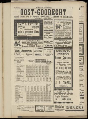 (Volksblad) Oost-Goorecht en Omstreken nl 1926-08-21