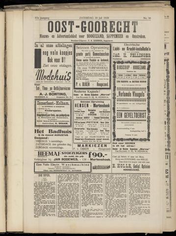 (Volksblad) Oost-Goorecht en Omstreken nl 1938-07-30