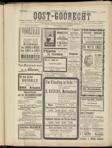 (Volksblad) Oost-Goorecht en Omstreken nl 1937-04-24
