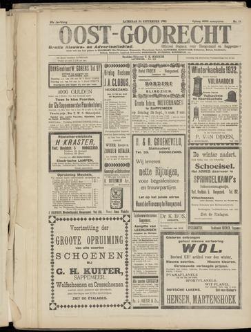 (Volksblad) Oost-Goorecht en Omstreken nl 1932-09-24