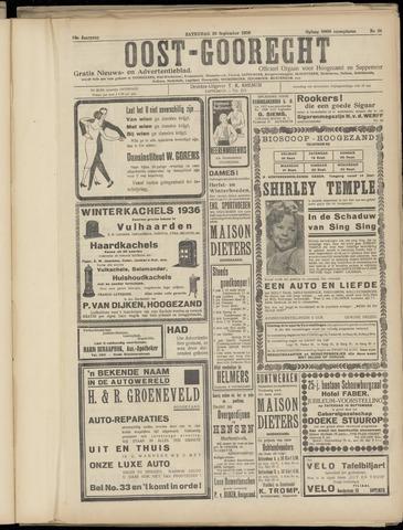 (Volksblad) Oost-Goorecht en Omstreken nl 1936-09-19