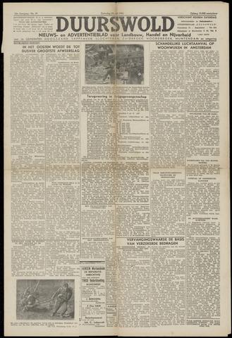 Nieuws- en Advertentieblad, Duurswold nl 1943-07-24