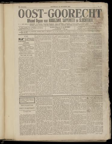 (Volksblad) Oost-Goorecht en Omstreken nl 1921-10-15