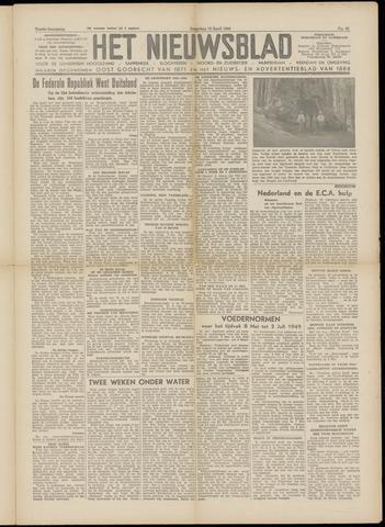 Het Nieuwsblad nl 1949-04-16