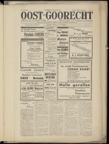 (Volksblad) Oost-Goorecht en Omstreken nl 1941-04-02