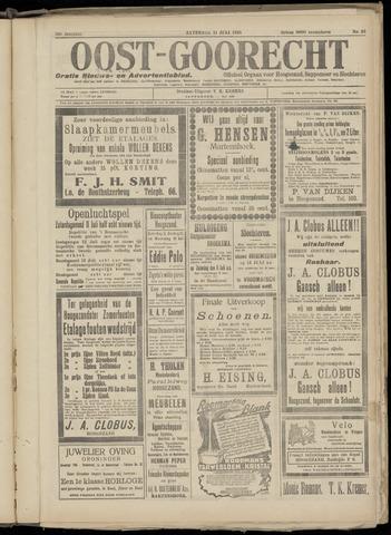 (Volksblad) Oost-Goorecht en Omstreken nl 1925-07-11