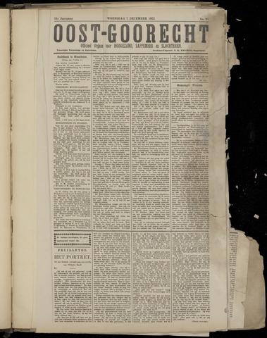 (Volksblad) Oost-Goorecht en Omstreken nl 1921-12-07