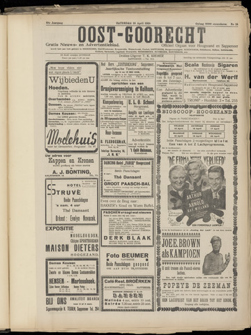 (Volksblad) Oost-Goorecht en Omstreken nl 1938-04-16