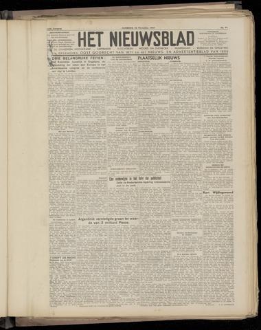 Het Nieuwsblad nl 1947-11-22