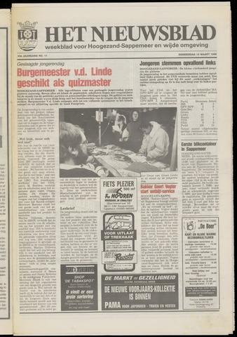 Het Nieuwsblad nl 1990-03-15