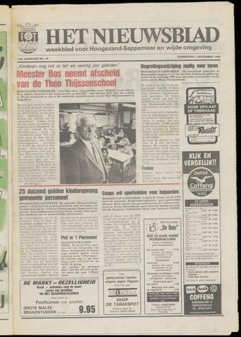 Het Nieuwsblad nl 1989-11-02