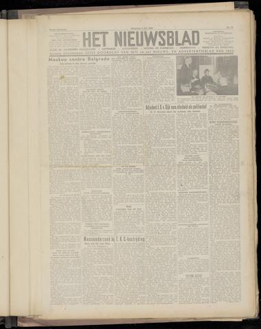 Het Nieuwsblad nl 1948-07-03
