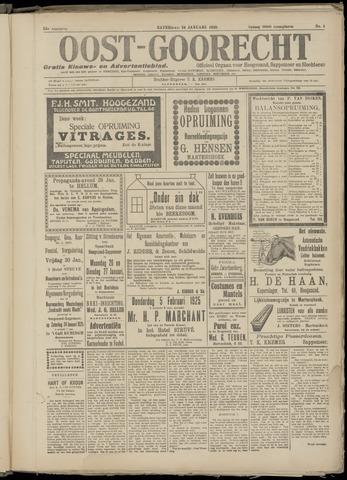 (Volksblad) Oost-Goorecht en Omstreken nl 1925-01-24