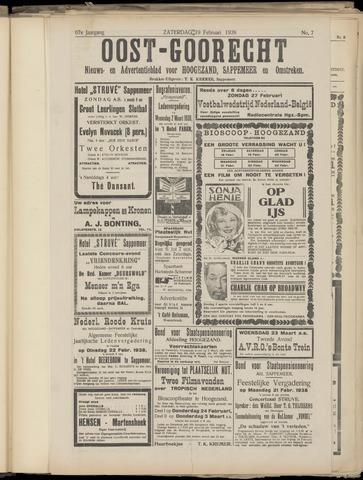 (Volksblad) Oost-Goorecht en Omstreken nl 1938-02-19