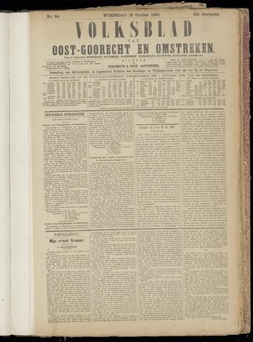(Volksblad) Oost-Goorecht en Omstreken nl 1892-10-19