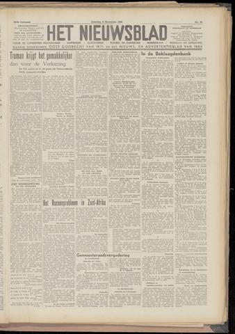 Het Nieuwsblad nl 1948-11-03